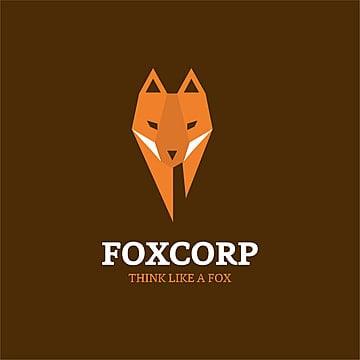 Fox corp logo design