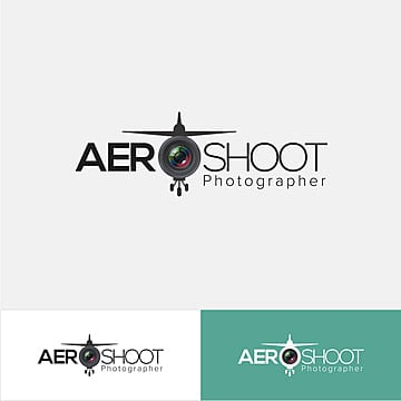 Air Photography Logo Design Template Corporate Business Identity PNG And Vector