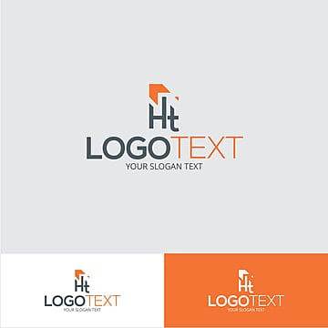 HT Creative Logo Design Template Corporate Business Identity PNG And Vector