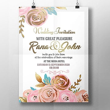 royal wedding invitation wedding titles png bride vector wedding png and psd
