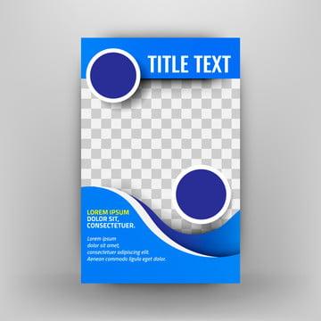 Newsletter templates 398 design templates for free download vector flyer template design for business brochure leaflet or magazine cover template spiritdancerdesigns Images