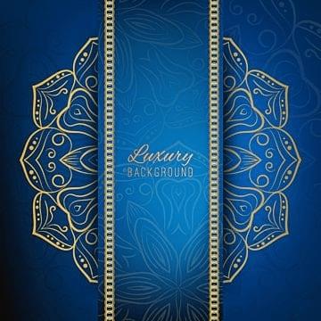 Ornament and elegant golden mandala invitation, Flower, Wedding, Vintage PNG and Vector