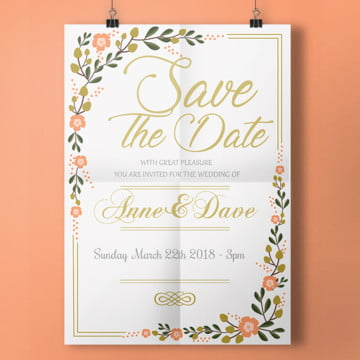 save the date wedding png vectors psd and clipart for free