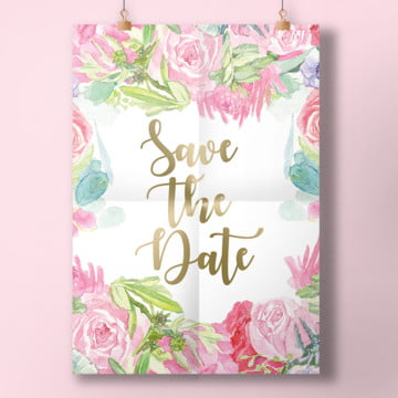 Save The Date Png, Vectors, PSD, and Clipart for Free Download | Pngtree