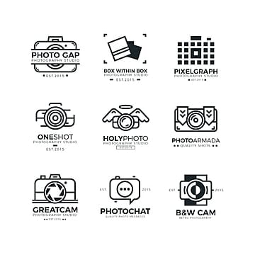 La fotografia logo