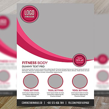 crossfit templates 13 design templates for free download