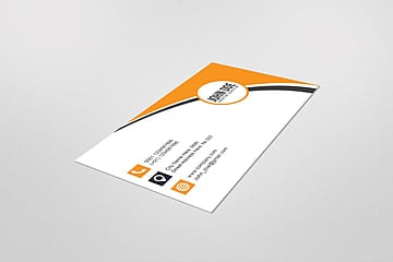 Bussiness Card MockUp Template