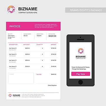 proforma invoice template free download