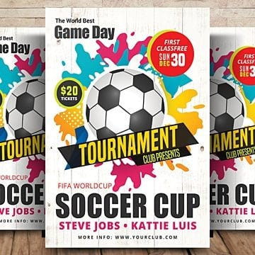 Tournament Templates 135 Design Templates For Free Download