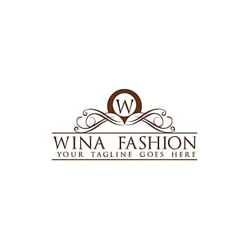 Wina Fashion Logo Design Capital Insurance PNG And Vector