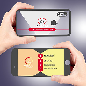 Visiting Card Design Png Vectors Psd And Clipart For Free