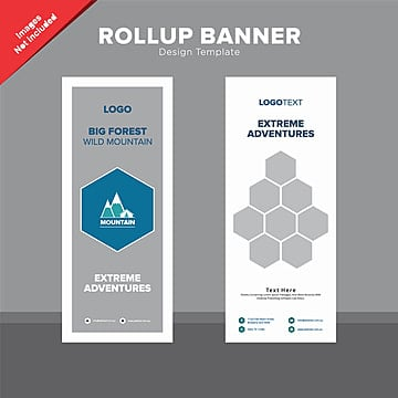 Standee Templates 208 Design Templates For Free Download
