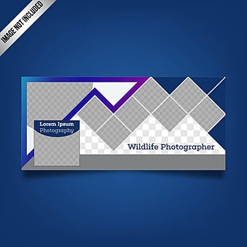 Geometric Facebook Cover Design Banner Brochure Business Png And Vector