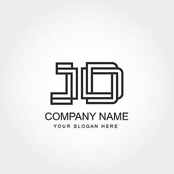 jd logo templates psd 5 design templates for free download jd logo templates psd 5 design