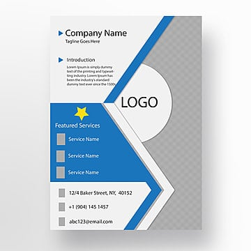 white flyer templates 56 design templates for free download