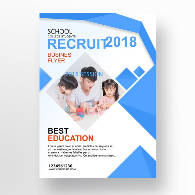Recruit career fair flyer template for free download on pngtree recruit career fair flyer template maxwellsz