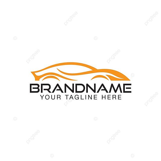 automotive car logo design car logo vector illustration template