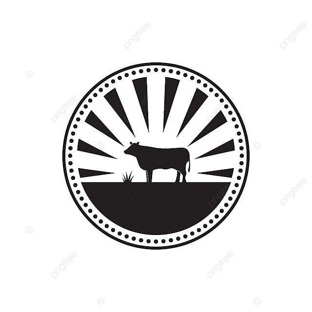 Cow Template | Cow Logo Design Template Template For Free Download On Pngtree