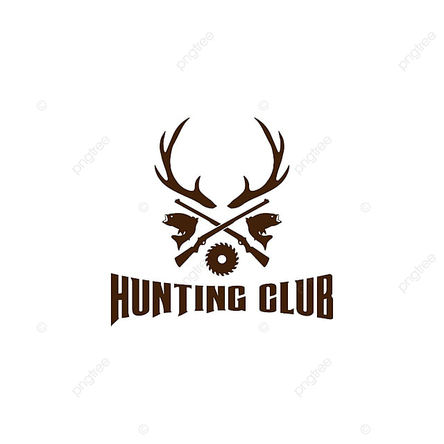 Hunting Logo Design Template Template For Free Download On