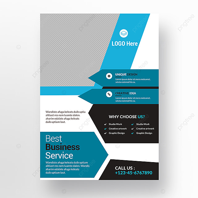 Business flyer template for free download on pngtree business flyer template wajeb