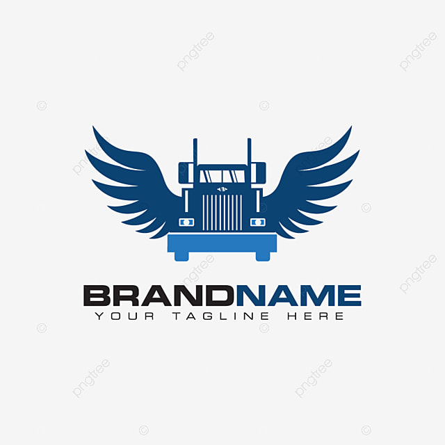 Logo Car With Wings Automobile Logo Template Template For Free