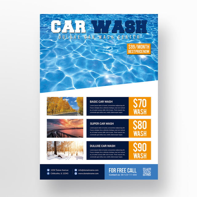 Car wash flyer templates template for free download on pngtree car wash flyer templates template maxwellsz