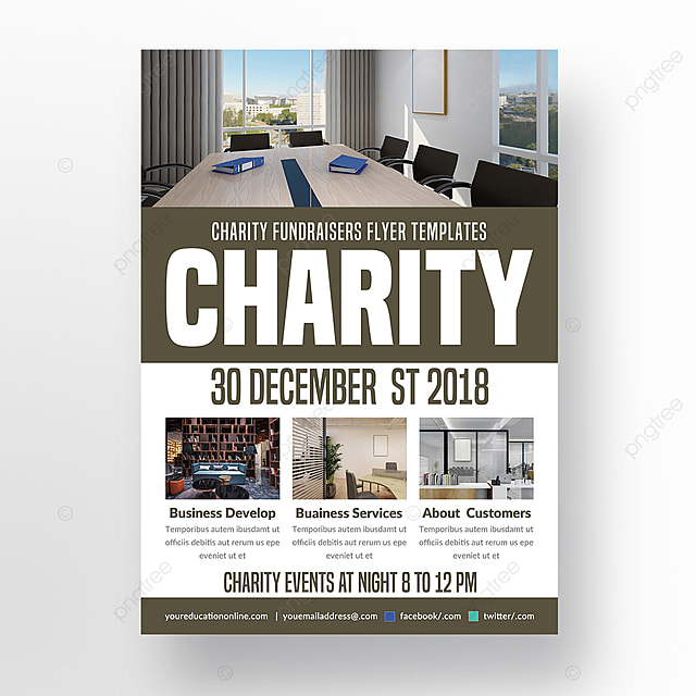 Charity Flyer Templates Template For Free Download On Pngtree - Charity flyer template free