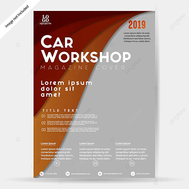 Car Workshop Flyer Template Template for Free Download on Pngtree