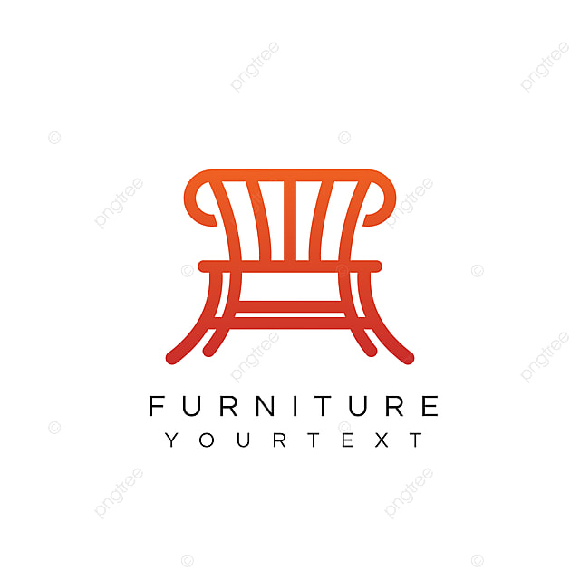 furniture logo template template for free download on pngtree