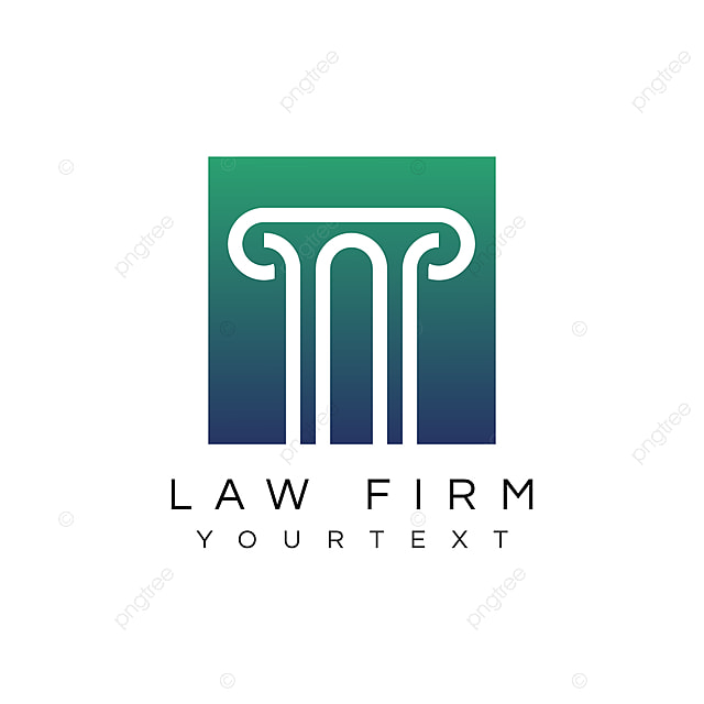 Law firm logo template Template for Free Download on Pngtree
