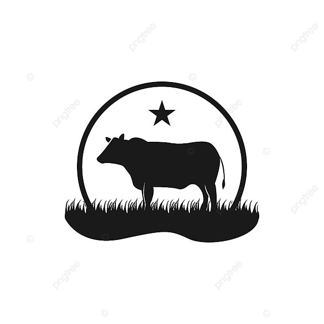 cattle logo design free to download