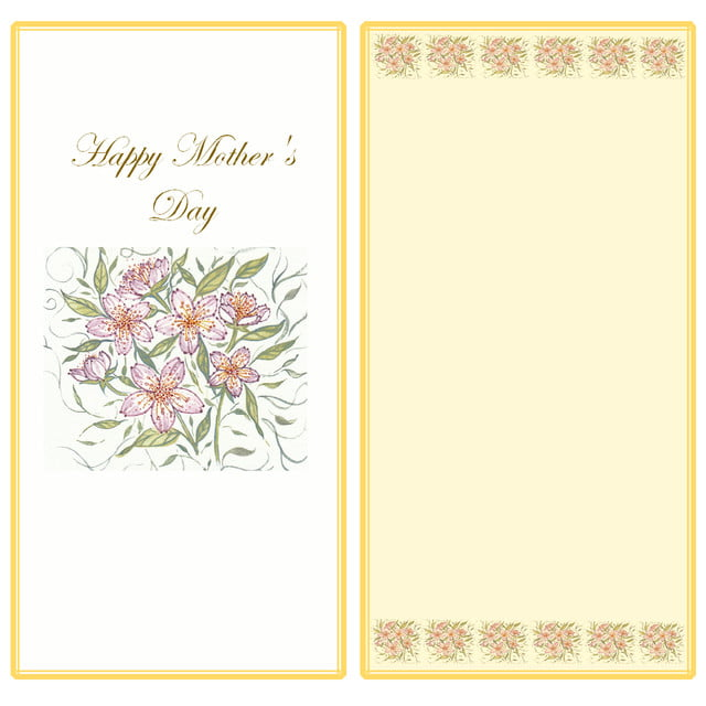 Mothers day template for free download on pngtree mothers day template maxwellsz