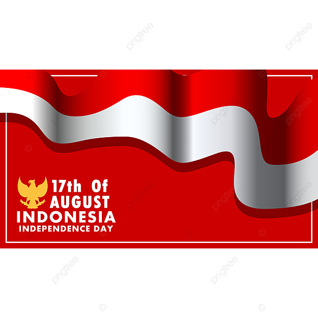 Indonesia Independence Day Wallpaper Template