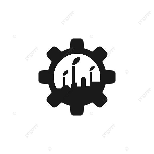 l usine mod u00e8le vecteur logo engins mod u00e8le de