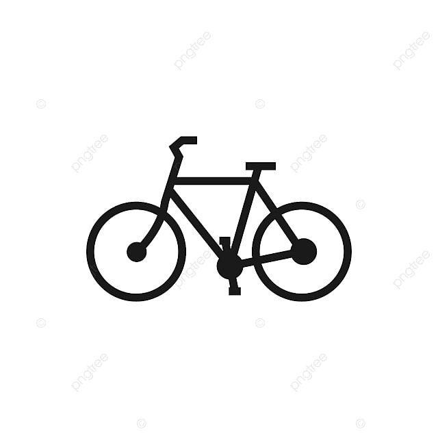 line art of bicycle logo design template vector template for free