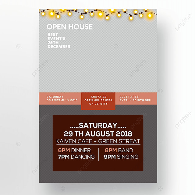 cafe  u0026 restaurant flyer template template for free