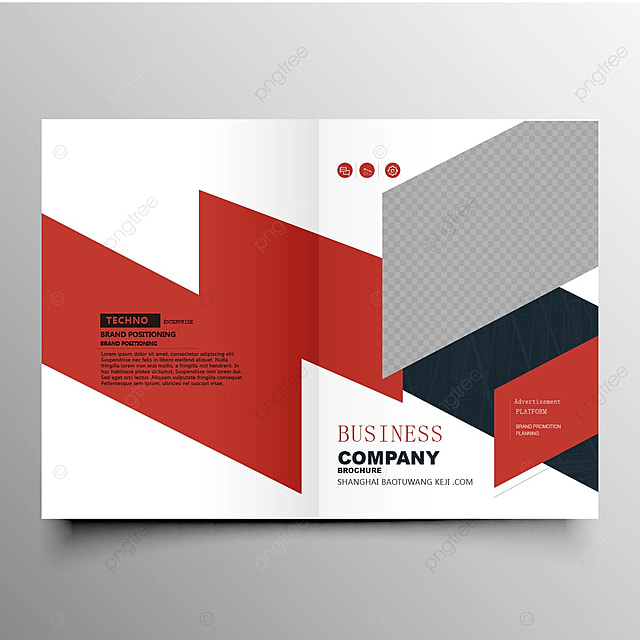 Le Modèle Commercial Brochure Modèle de téléchargement