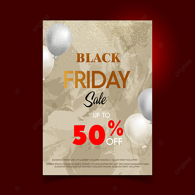 15e50e8ef8 black friday sale Poster Template for Free Download on Pngtree