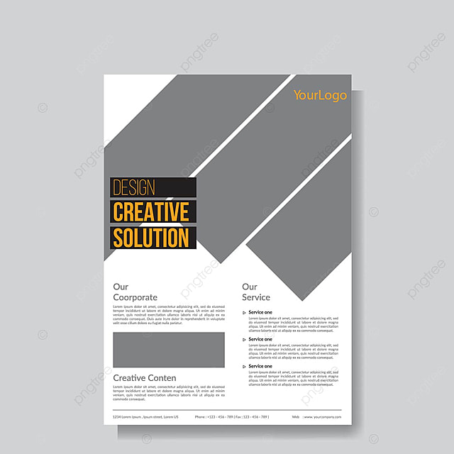modern flyer layout template template for free download on pngtree