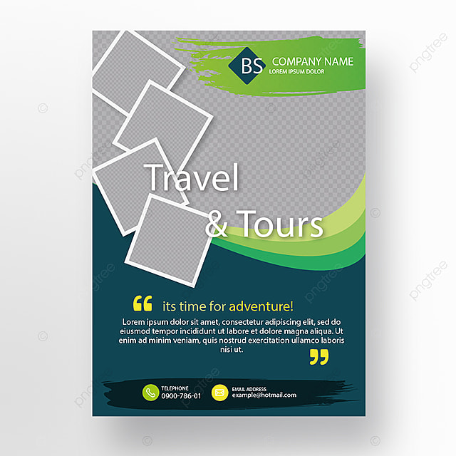 Travel Flyer Template For Free Download On Pngtree