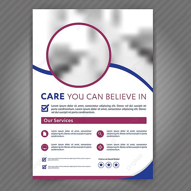 business medical travel tourism real estate flyer brochure