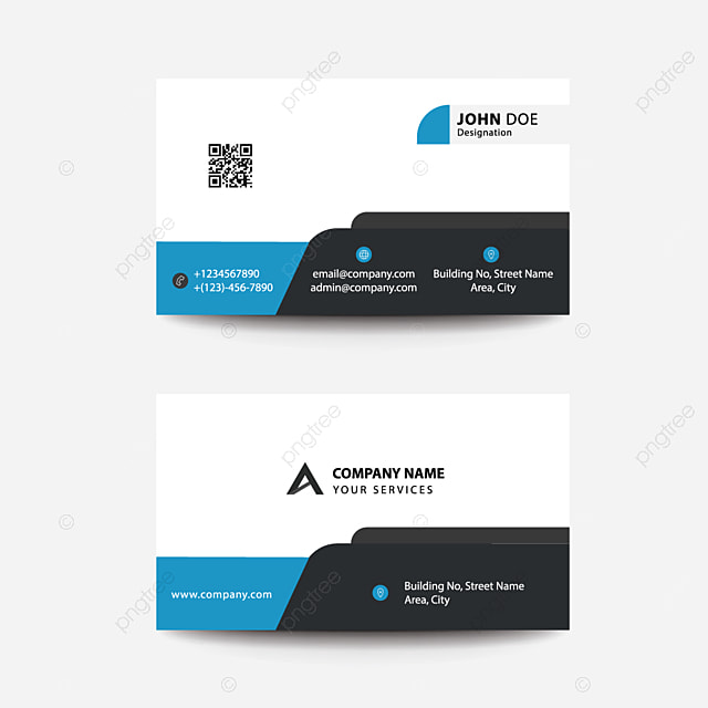 Download Free Flat Clean Corporate Business Flyer Template
