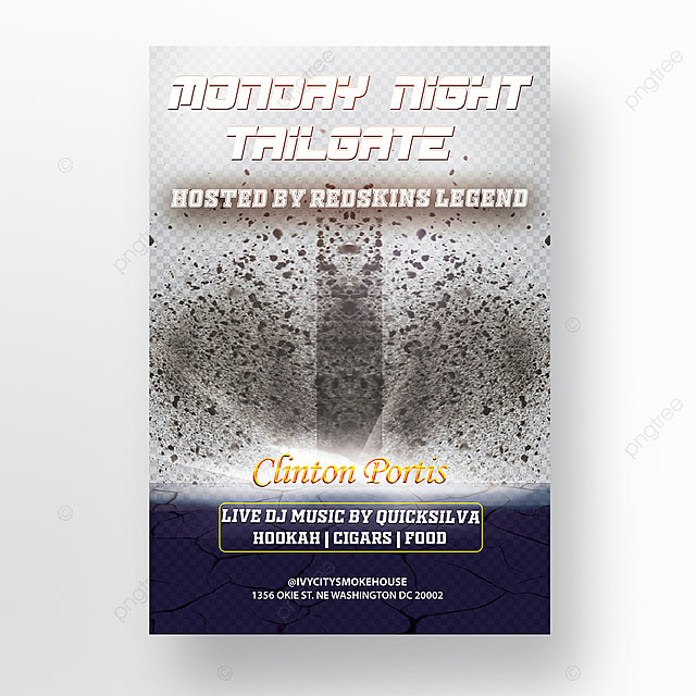 Football Flyer Template For Free Download On Pngtree