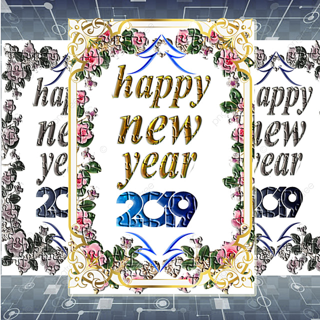 New Year 2019 Flyer Trend Templates Template For Free Download On