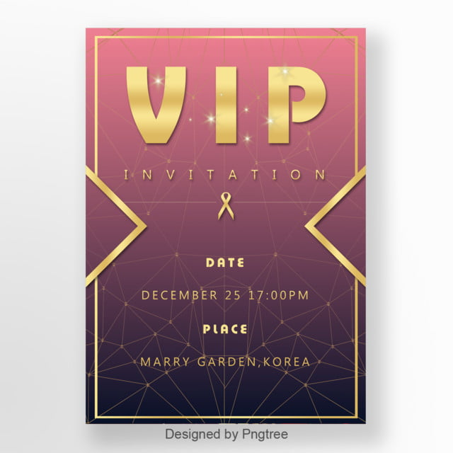 gradual-business-style-vip-invitation-letter-png_45918 Vip Letter Template on vip button, vip flyer, vip airport welcome sign,