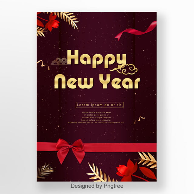 Red Festival Business Posters Template For Free Download On Pngtree