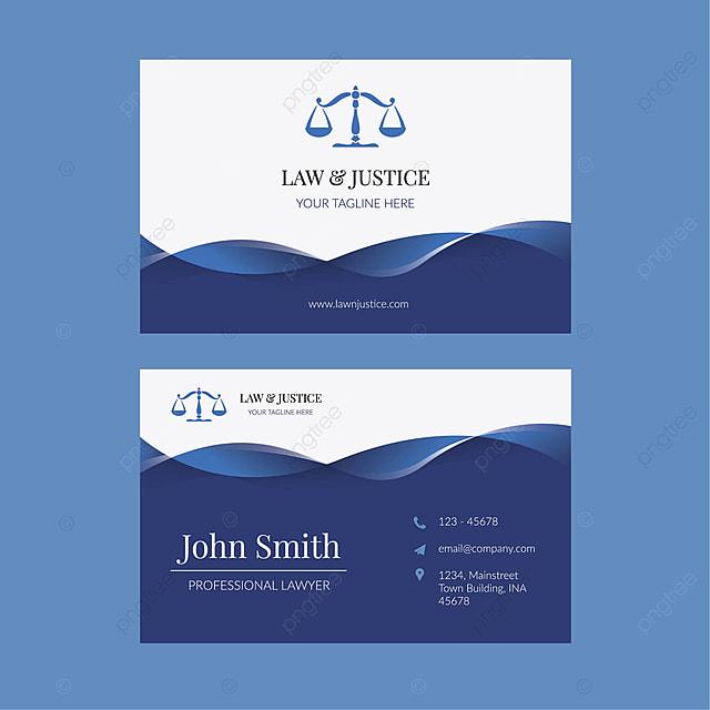 Recht Und Gerechtigkeit Visitenkarte Vorlage Zum Kostenlosen