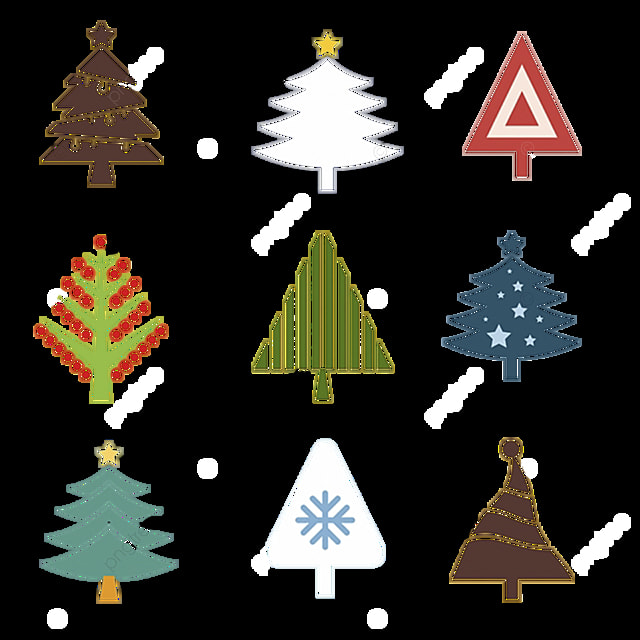 Christmas Tree Template For Free Download On Pngtree