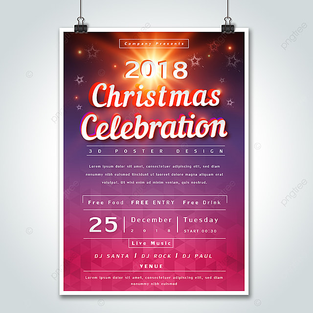 creative 3d party poster design template for free download on pngtree