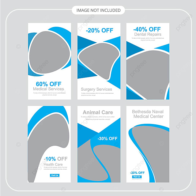 medical social media post templates template for free. Black Bedroom Furniture Sets. Home Design Ideas
